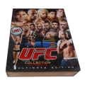UFC Collection DVD/81-108 Episode